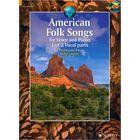 Schott American Folk Songs