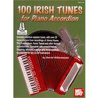 Mel Bay 100 Irish Tunes f.Accodeon