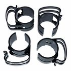 Stairville Snap light black 4 pcs