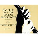 Edition Moeck Das Spiel auf Der Sopranblock2