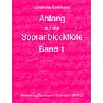 Johannes Bornmann Anfang Sopranblockflöte 1