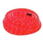 Eurolite Rubberlight 1Channel 9m Red