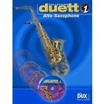 Edition Dux Alto-Saxophone Duett 1