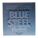 Dean Markley 2674 A Nickel Blue Steel