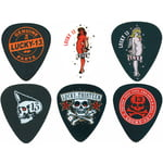 Dunlop Plectrum Lucky II 13 Pack 0,60