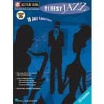 Hal Leonard Jazz Play Along Bluesy Jazz