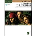 Hal Leonard Pirates Of The Caribbean Tromb