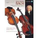Music Minus One Bach Double Concerto (Vl)