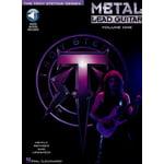 Hal Leonard Metal Lead Guitar Vol.1