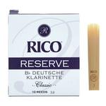 Rico Reserve Classic 3 GER Clarinet