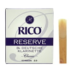 Rico Reserve Classic 2 GER Clarinet