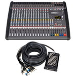 Dynacord Powermate 1600-3 Bundle