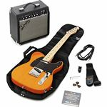 Fender SQ Affinity Tele Set BB