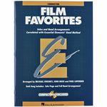 Hal Leonard Film Favorites Score +CD