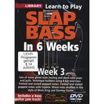 Music Sales Slap Bass In 6 Weeks - Week 3