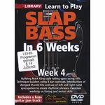 Music Sales Slap Bass In 6 Weeks - Week 4