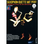 Tunesday Records Saxophone-Duette mit Pfiff