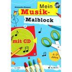 Schott Mein Musikmalblock