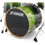 """Sonor 22""""x17"""" BD Essential GreenFade"""