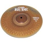 """Paiste 12"""" Rude Shred Bell"""