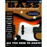 Hal Leonard All About Bass