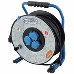Stairville IronCoat Cable Drum 50m 1,5mm²