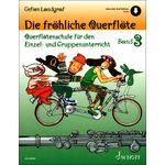 Schott Fröhliche Querflöte Vol.3 +CD