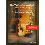 Schott Weihnachtsliederbuch Gitarre