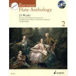 Schott Baroque Flute Anthology Vol.2
