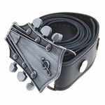 Rockys Belt Guitar Head Black 75