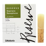D'Addario Woodwinds Reserve 3,0+ Soprano Saxophone