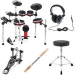 Alesis Crimson Mesh Kit Bundle