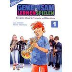 Bläser Schulen Verlag Gemeinsam Lernen Trumpet