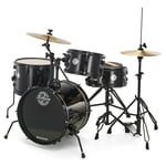 Ludwig Pocket Kit - Black Sparkle