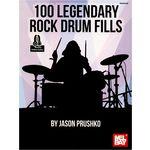 Mel Bay 100 Legendary Rock Drum Fills
