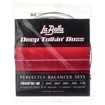 La Bella 760FS-B DT'Bass Flats