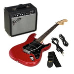 Fender SQ Affinity Strat Pack HSS CAR