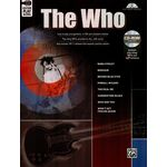 Alfred Music Publishing Guitar Play Along: The Who