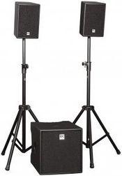 satellite active speakers