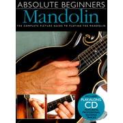 Music Sales Absolute Beginners Mandolin