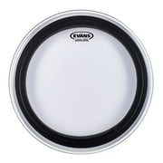 """Evans 18"""" EMAD Clear Bass Drum"""