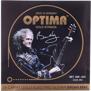 Optima Brian May Signature Strings