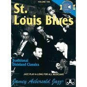 Jamey Aebersold Vol.100 St. Louis Blues