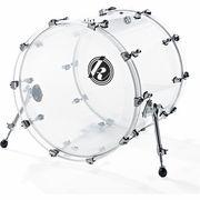 """Kirchhoff 22""""x20"""" Arctic Bass Drum"""