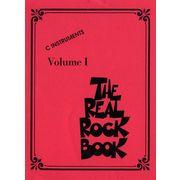 Hal Leonard The Real Rock Book