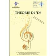 Musikverlag Heinlein Theorie D2/D3 CD Edition