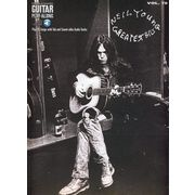 Hal Leonard Neil Young Guitar Play-Along