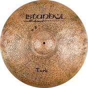 """Istanbul Mehmet 19"""" Jazz Ride Turk Series"""