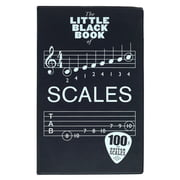 Wise Publications Little Black Book Of Scales
