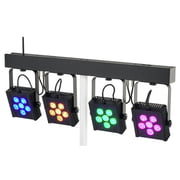 Stairville CLB8 Compact LED Bar 8 RGBW 8W